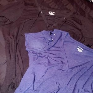 Lane Bryant t-shirts